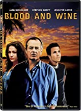 jack nicholson blood and wine