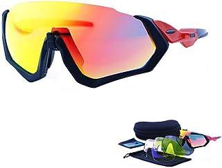 Zjcpow Ciclismo Gafas de sol al aire libre Ciclismo Gafas polarizadas Ciclismo El nuevo viento luz deporte traje gafas de