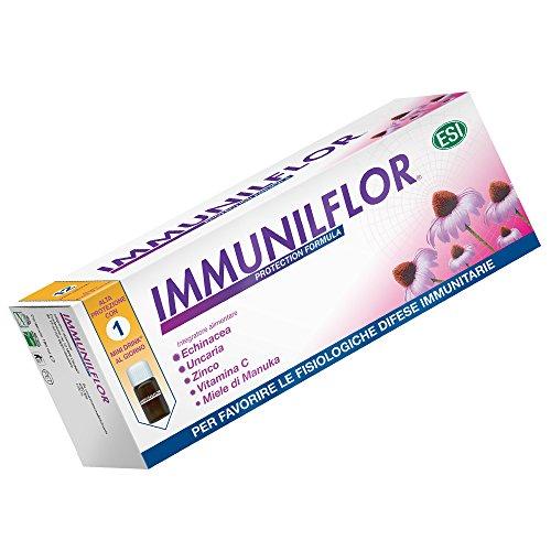 ESI IMMUNILFLOR 12 MINI bebida para ayudar al sistema inmune