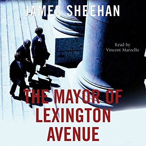 The Mayor of Lexington Avenue cover art