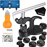 Paxcoo 17Pcs Watch Press Tool with Watch...