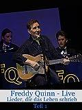 Freddy Quinn - Lieder, die das Leben schrieb Teil 1