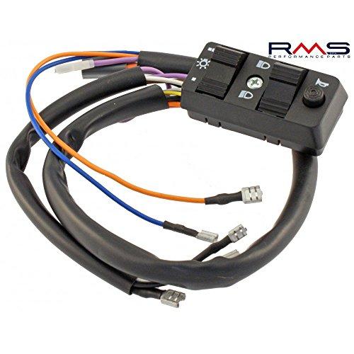 Interruptor de luz RMS para Vespa px125–150–200