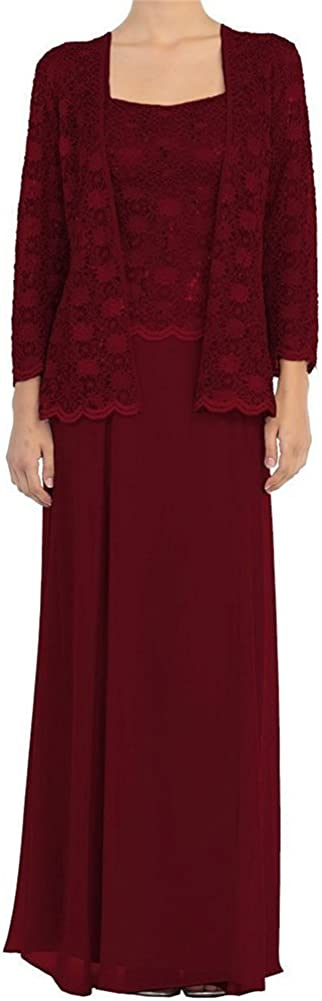 It is very popular Mother Sales results No. 1 of The Bride Dresses Long Gowns Lace Evening Formal Jacke