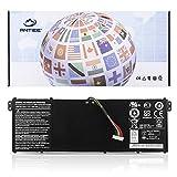 ANTIEE AC14B8K Laptop Batería para Acer Aspire E3-111 B115-M11 CB3-11113 CB5-311 V3-111 V5-122P ES1-512 B115-MP V5-122 V3-111P E3-112 V5-132 Series 4ICP5/57/80 KT.0040G.004 15.2V 48WH