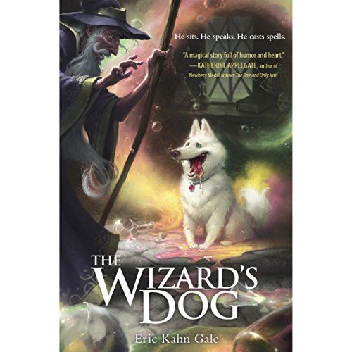 The Wizard's Dog cover art