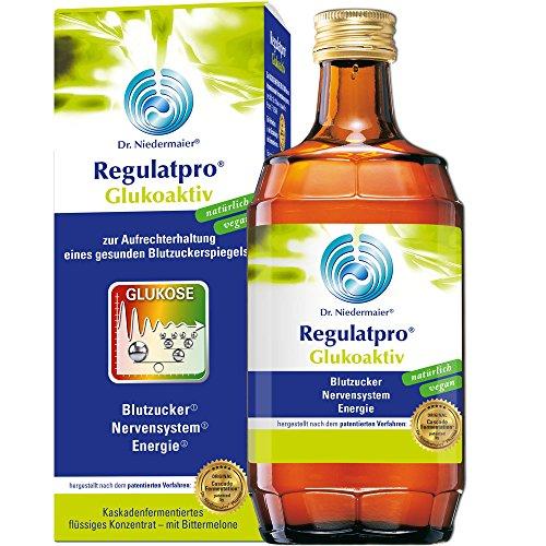 3er Pack Regulatpro Glukoaktiv 350ml von Dr. Niedermaier Pharma
