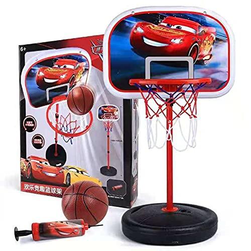 N / B Hoop de Baloncesto de pie para niños, Ajustar la Altura libremente, Mejorar la Aptitud física, para Satisfacer Las Necesidades de niños de Diferentes Edades