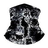 PPangUDing Multifunktionstuch Schlauchtuch Unisex 3D Schnelltrocknend Winddicht nahtloses Sport Halstuch Schal Kopftuch Motorrad Fahrrad Ski Kopf Wrap Bandana Outdoor Tuch Headwear
