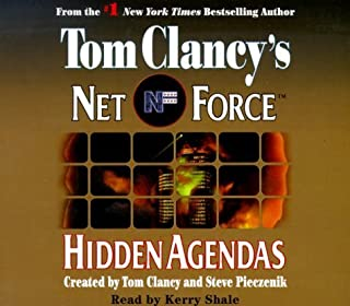 Hidden Agendas (Tom Clancy's Net Force, No. 2) by Tom Clancy (1999-10-19)