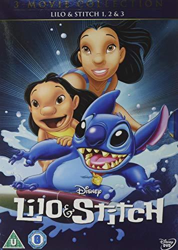 Lilo and Stitch Tripack [Import]