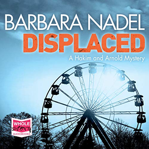 Displaced cover art