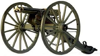 Guns of History Civil War Gatling Gun Metal Model Kit Sale - Model Expo