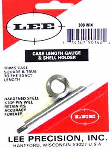 Lee Precision 90142 Galga con Shell Holder Calibre 300 Win. Magnum, Multicolor, Talla Única