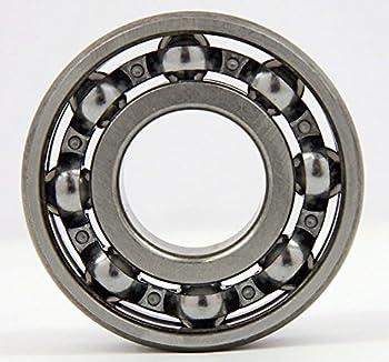 10  Ten  Fidget Spinner Bearing 608 Open Chrome Steel Bearing Balls 8x22x7 Ball Center Replacement Part Kit