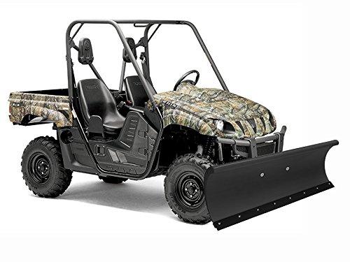 Schneeschild Ersatzteil für/kompatibel mit Yamaha YFM 450/660 / 700 Rhino/Viking 152cm schwarz