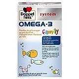 Doppelherz – Omega-3 Family – Pastilles de gel à croquer aux...