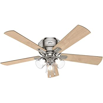 Fan /& Light pull chains for Ceiling Fan No confusion over which chain to pull