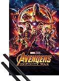1art1 The Avengers Poster (91x61 cm) Infinity War,