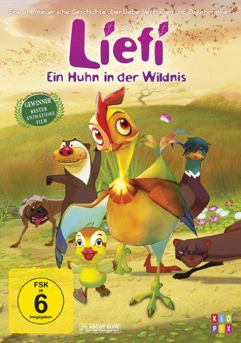 Liefi - Ein Huhn in der Wildnis