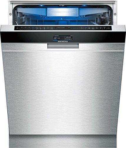 Siemens SN478S26TE iQ700 Home Connect - Lavavajillas integral, A+++ / 211 kWh / 13 MGD/secado de zeolith