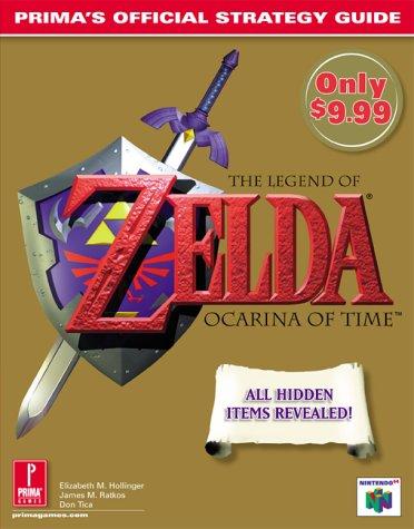 The Legend of Zelda: Ocarina of Time: Prima