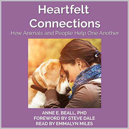 Heartfelt Connections audiobook cover art