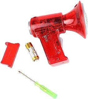 Cido 1PCS ミニ LED ボイスチェンジャー ラウドスーパーブライト おもちゃ 子供向けの子供たち