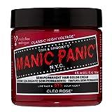 Manic Panic Crème de coloration semi-permanente pour les cheveux Cleo Rose