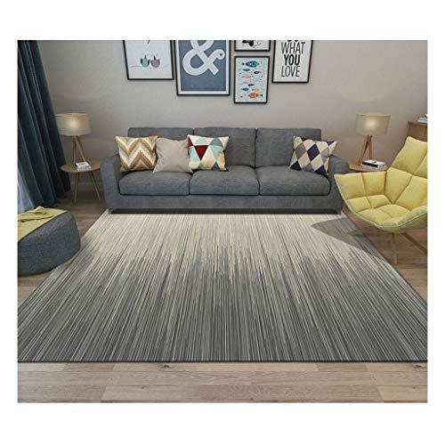 Jlxl Tapijt, antislip, dikke tapijten, zacht, modern, Europees design, meerkleurig, eenvoudig te reinigen, duurzaam