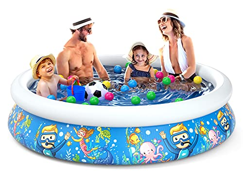 [Amazon] Jasonwell Inflatable Kids Kiddie Pool - Save $16 (23.99)