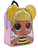 L.O.L. Surprise ! Rucksack Für Girls & Teens | Confetti Pop Geschenkidee Mit Puppen Queen Bee...