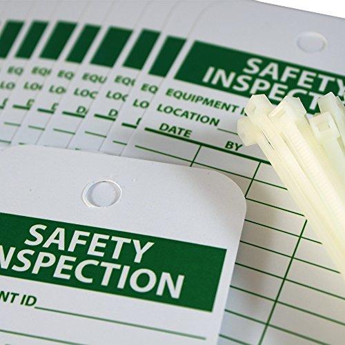 NMC RPT170 Accident Prevention Tag,