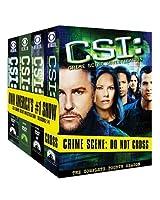 Csi: Complete Seasons 1-4 [DVD]