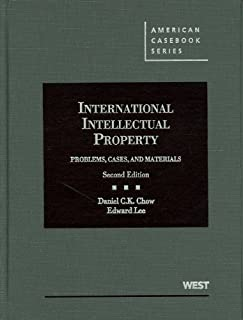 International Intellectual Property: Problems, Cases and Materials, 2d