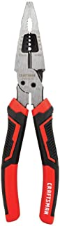 CRAFTSMAN Long Nose Pliers, 8-Inch Multi Function (CMHT81715)