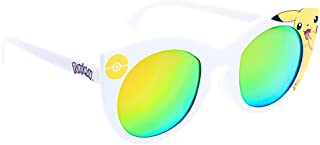 Costume Sunglasses Pikachu White Pink Lens Arkaid Party Favours UV400