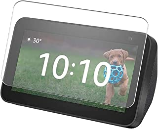 """Puccy 3 Screen Protector Film, compatible with All new Echo Show 8 2nd Gen 2021 8"""" TPU Guard ( Not Tempered Glass Protecto..."""