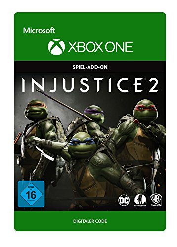 Injustice 2: TMNT DLC | Xbox One - Download Code