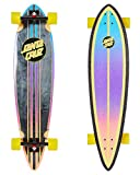 Santa Cruz Longboard Complete Sundown Pintail Purple 24,3 x 99,1...