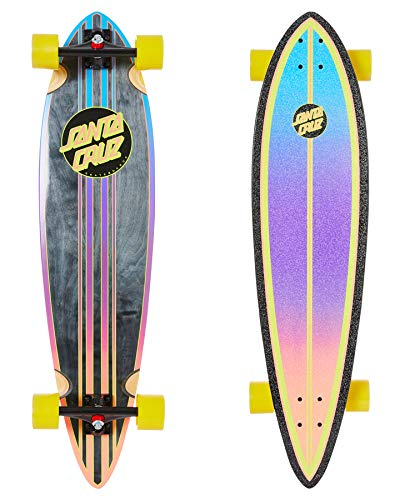 "Santa Cruz Longboard Complete Sundown Pintail Purple 9.58"" x 39"""
