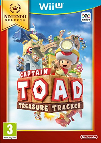 Nintendo Selects: Captain Toad [Nintendo Wii U]