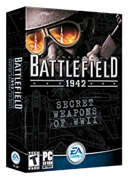 Video Game Battlefield 1942: Secret Weapons of WWII Expansion Pack - PC Book