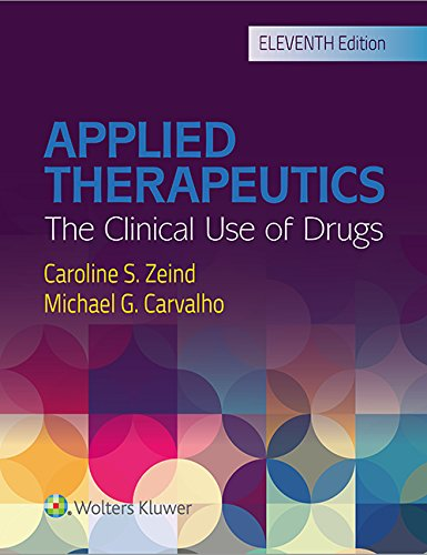 Applied Therapeutics (Koda Kimble and Youngs Applied Therapeutics) (English Edition)