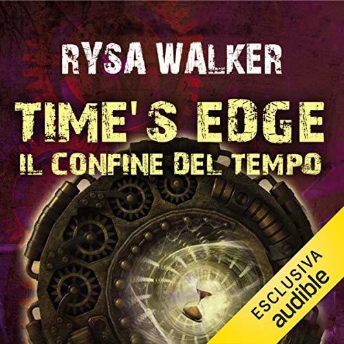 Time's Edge. Il confine del tempo copertina