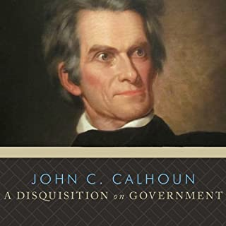 A Disquisition on Government audiobook cover art