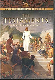 The Testaments of One Fold and One Shepherd: Home and Family Collection (01607090) by Rick Macy
