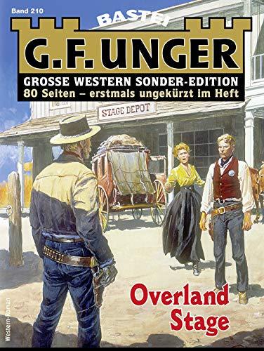 G. F. Unger Sonder-Edition 210 - Western: Overland Stage