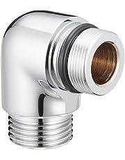 LIXIL(リクシル) INAX 浴室用 シャワーバス水栓用シャワーエルボ部(逆止弁無) A-1810-1