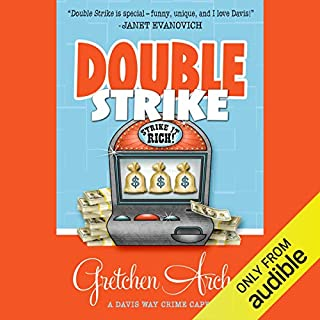 Double Strike audiobook cover art